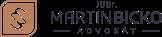 JUDr. Martin Bicko Logo